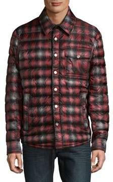 Pendleton Printed Quilted Jacket