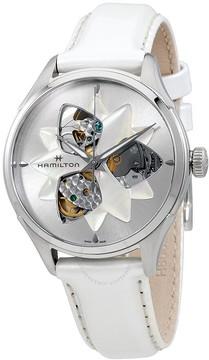 Hamilton Jazzmaster Open Heart Lady Automatic Ladies Watch