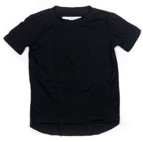 Hudson + Hobbs Raw Hem T-Shirt