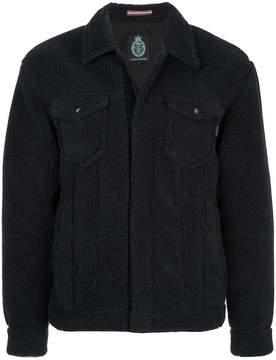 GUILD PRIME furry detail jacket