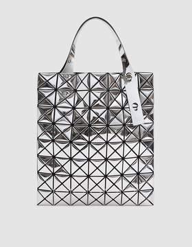 Bao Bao Issey Miyake Platinum Bag in Silver