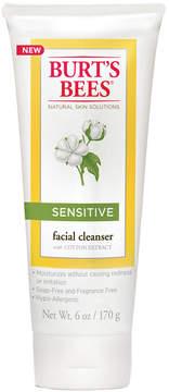 Burt's Bees Sensitive Facial Cleanser, 6 oz