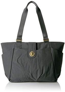 Baggallini Gold International Norway Laptop Tote Shoulder Bag