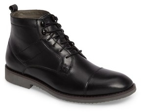 English Laundry Men's Ensor Cap Toe Boot