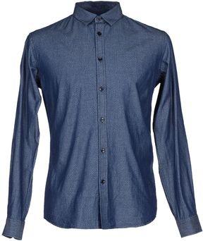 Bill Tornade BILLTORNADE Denim shirts