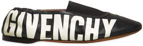 Givenchy 10mm Rivington Leather Flats