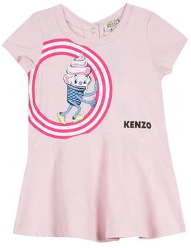 Kenzo Ice Cream Cone Dress