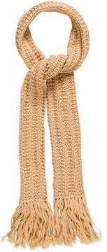 Marc by Marc Jacobs Wool Fringe Scarf