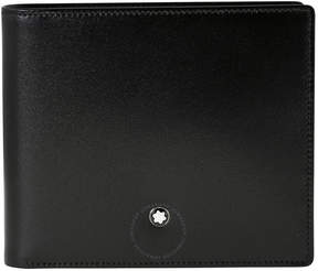 Montblanc Meisterstuck 14CC Black Leather Men's Wallet