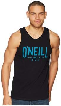 O'Neill Register Screened Tank Top Men's Sleeveless