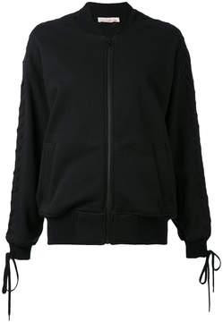 A.F.Vandevorst embroidered bomber jacket