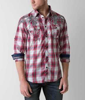 Roar Wild Hearted Stretch Shirt