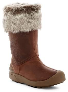 Keen Fremont Zip Waterproof Faux Fur Boot