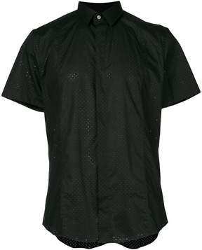 Les Hommes mesh T-shirt