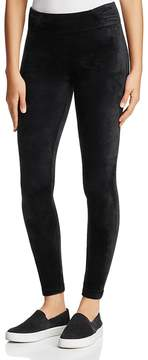 Andrew Marc Performance Velvet Leggings