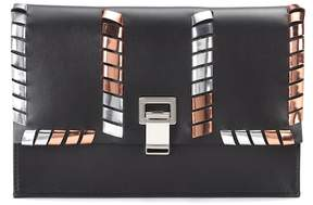 Proenza Schouler Small Lunch leather clutch
