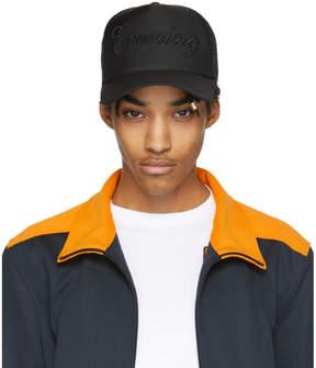 DSQUARED2 Black Evening Cap
