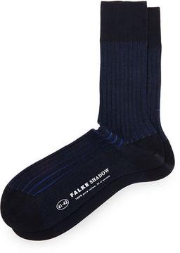 Falke Shadow-Stripe Knit Socks