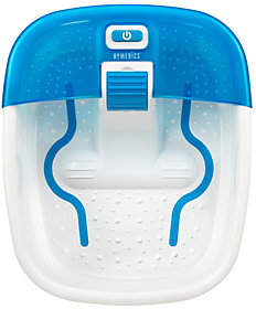 Homedics Bubble Bliss Foot Bath