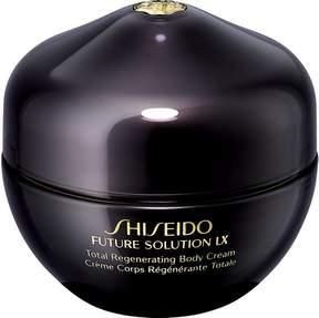 Shiseido Women's Total Regeneration Body Cream