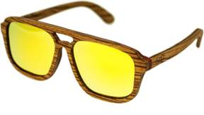 Earth Wood Playa Polarized Sunglasses.