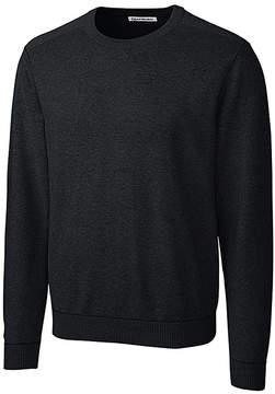 Cutter & Buck Charcoal Broadview Crew Sweatshirt - Men