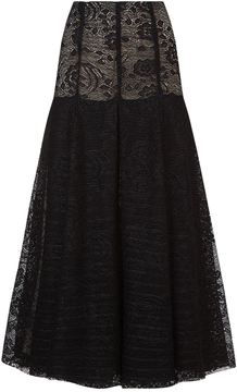 Emilia Wickstead Mercia Lace Skirt