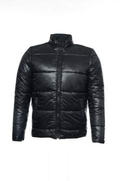 Calvin Klein Jeans Mens Black Puffy Jacket
