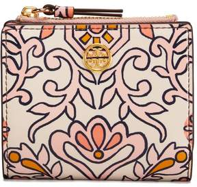 Tory Burch HICKS GARDEN MINI WALLET - HICKS GARDEN - STYLE