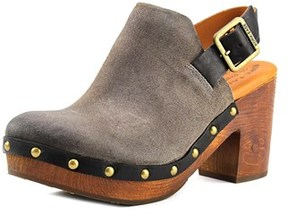 Kork-Ease Ease Rosalind Women Round Toe Synthetic Gray Clogs.