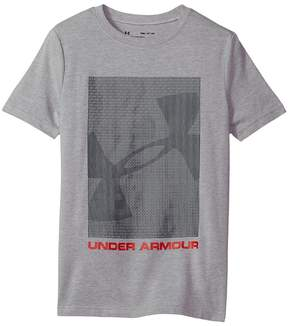 Under Armour Kids Lenticular Best Kept Short Sleeve Tee Boy's T Shirt