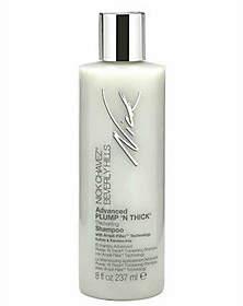 Nick Chavez Advanced Plump 'N Thick Shampoo, 8oz