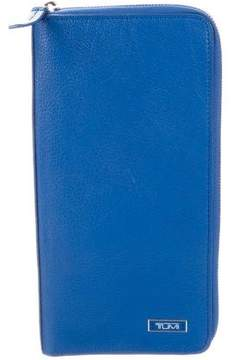 Tumi Large Leather Wallet