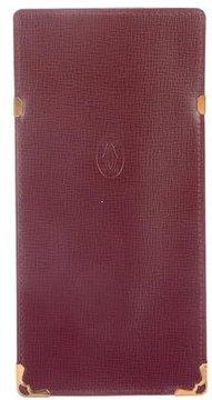Cartier Lambskin Sunglass Case
