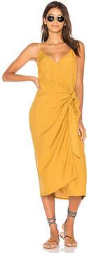 Faithfull The Brand Juel Midi Dress