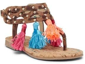 Jessica Simpson Treasure Sandal (Toddler)