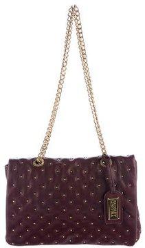 Badgley Mischka Embellished Flap Bag