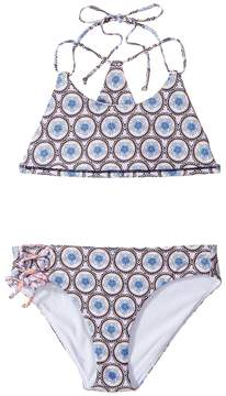 O Evie Revo Bralette Top Set (Big Kids)