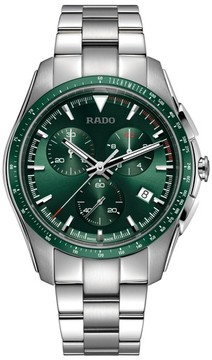 Rado Men's Hyperchrome Chronograph Bracelet Watch, 44.9Mm