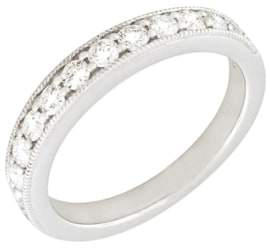 Bony Levy Stackable Diamond Band Ring