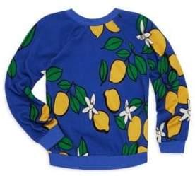 Mini Rodini Baby's, Toddler's, Little Kid's& Kid's Lemon Sweatshirt