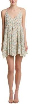 Cotton Candy Floral Dress.