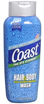 Coast Hair & Body Wash Pacific Force