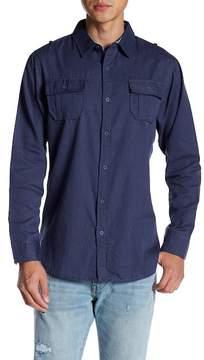 Burnside Button Down Regular Fit Shirt
