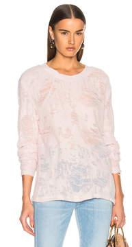 IRO Anile Destroyed Sweater