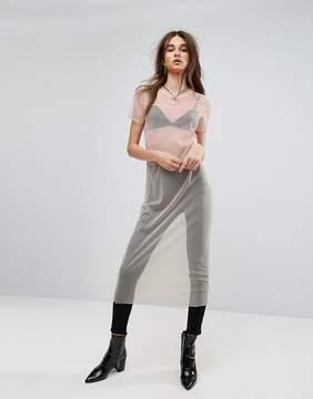 Noisy May Trinna Maxi T-Shirt Dress