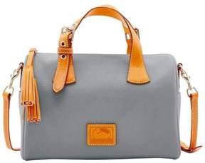Dooney & Bourke Patterson Pebble Leather Kendra Satchel