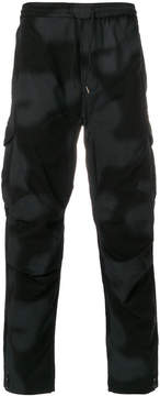 MHI camouflage cargo trousers