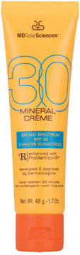 MDSolarSciences MD SOLAR SCIENCES Mineral Crème Broad Spectrum SPF 30