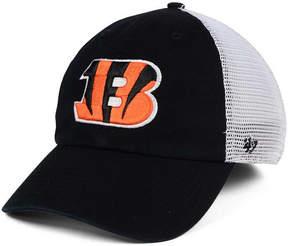 '47 Cincinnati Bengals Deep Ball Mesh Closer Cap
